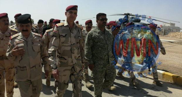 رئيس اركان الجيش: قطعات الجيش والحشد افترشوا الصحراء في وداي حوران ويتقدمون معا