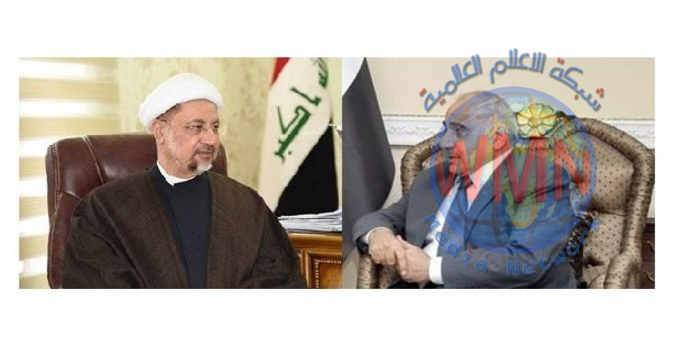 خالدالعطية يبارك لرئيس الوزراء وابناء الشعب العراقي الكريم بحلول عيد الاضحى المبارك