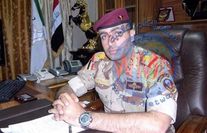 """تكليف اللواء الركن """"ناصر الغنام"""" بمهام قائد عمليات الانبار"""