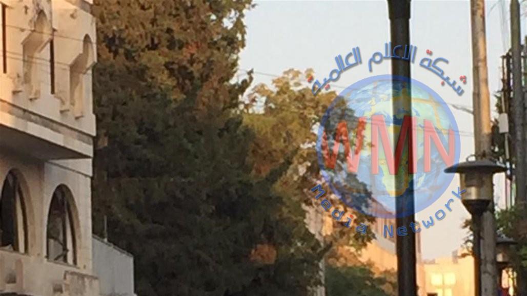 انهيار مطعم في العاصمة الأردنية