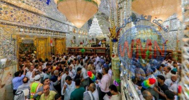 عمليات الفرات الأوسط تعلن نجاح خطة عيد الغدير وتشيد بالتنسيق المميز بين الحشد والقوات الأمنية