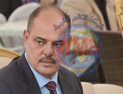 نقيب الصحفيين العراقيين مؤيد اللامي