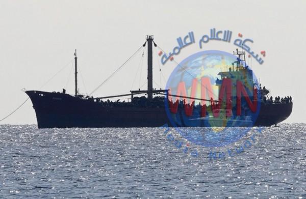 الحرس الثوري الإيراني يحتجز سفينة أجنبية في مياه الخليج