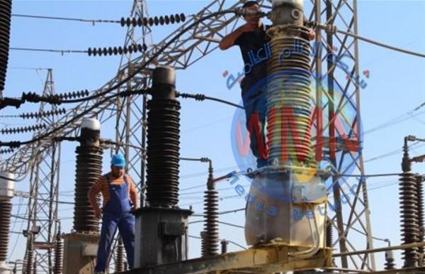 كهرباء المثنى تنجز 70 مشروعا لزيادة الطاقة في المحافظة
