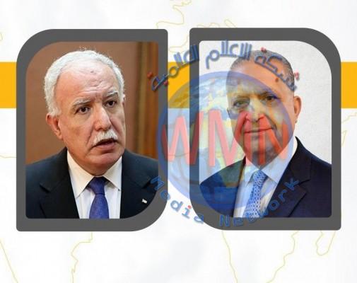 العراق يؤكد رفضه لأي قرار يبتز الأراضي الفلسطينية لحساب الكيان الاسرائيلي