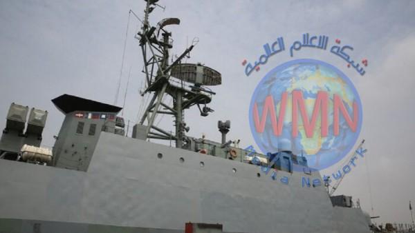 بارجة حربية ايرانية تتحرك في اول مهمة خارجية لها