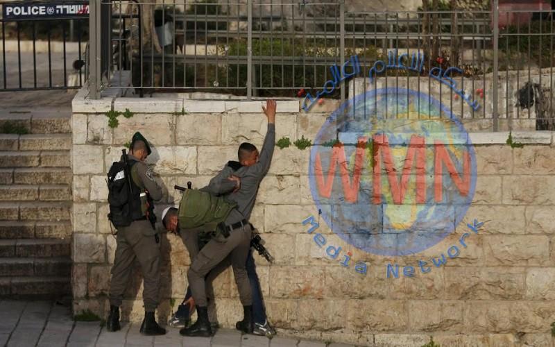 الاحتلال يعتقل 6 فلسطينيين في القدس