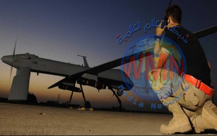 الجيش الإيراني يراقب الحدود مع العراق بالطائرات المسيرة لضمان أمن زوار الاربعين المتوجهين الى كربلاء