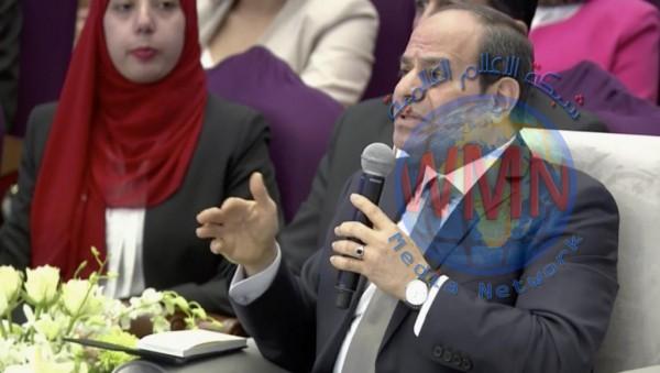 السيسي يعلق على مزاعم الفساد في مشروعات للجيش: كلام خطير