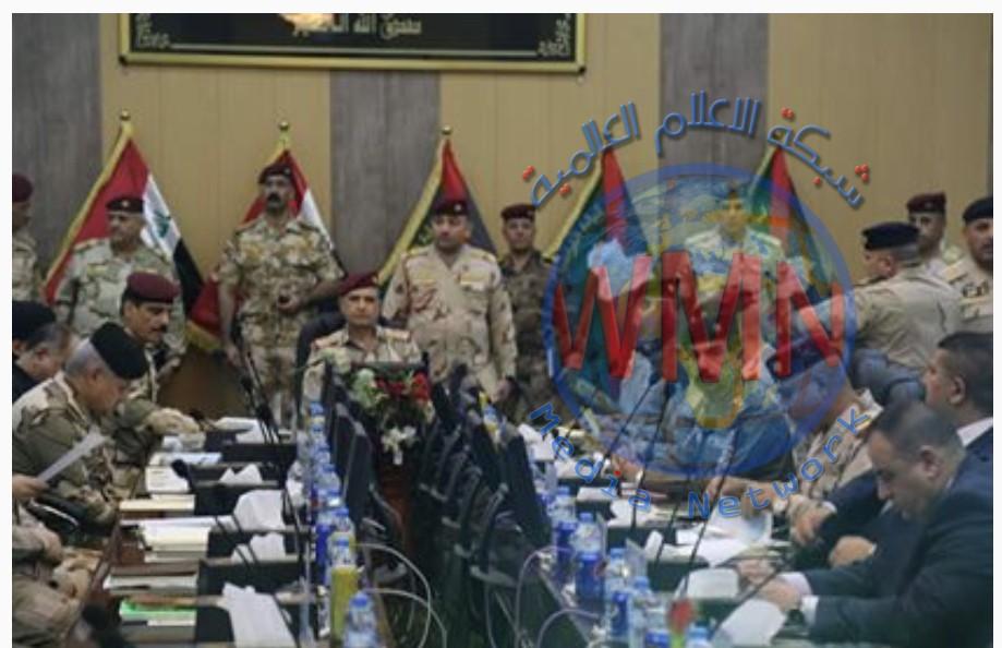 عقد مؤتمر أمني بين الحشد الشعبي والجيش لبحث وتطوير التنسيق المشترك