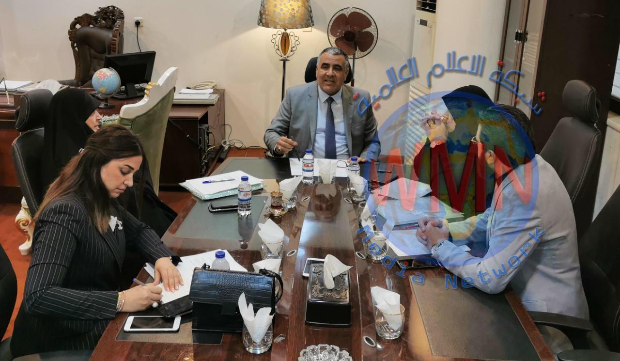 ريحان حنا: لجنة الأوقاف النيابية قررت استضافة رئيس البرلمان