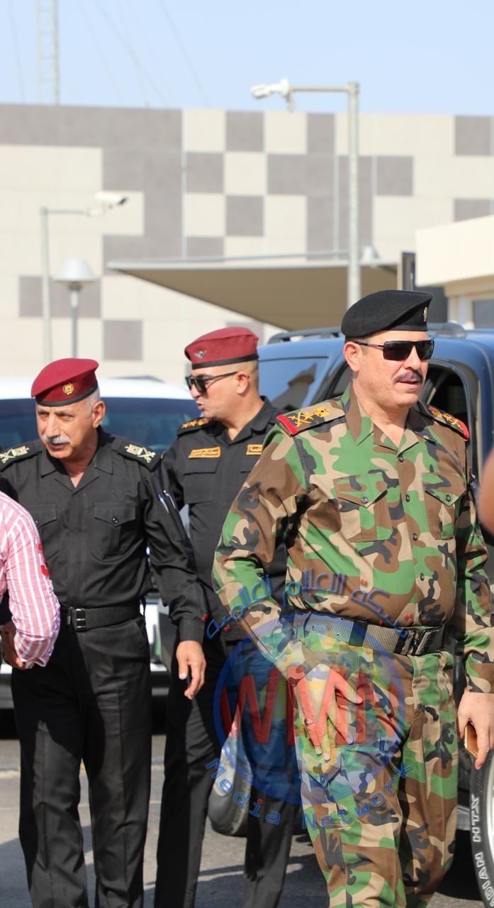 """الفريق الركن محمدالبياتي يترأس لجنة إزالة التجاوزات على عقارات الدولة"""" بأمر رئيس الوزراء"""