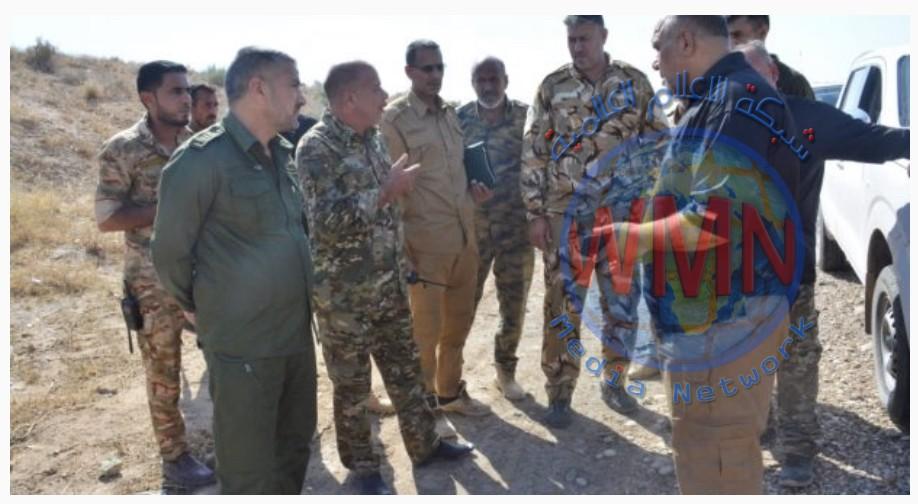 اللواء 28 بالحشد الشعبي ينتشر في قاطع عمليات ديالى مع قرب حلول عاشوراء