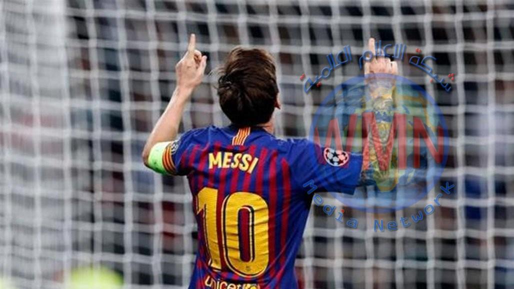 ميسي: برشلونة بيتي ولا أريد الرحيل