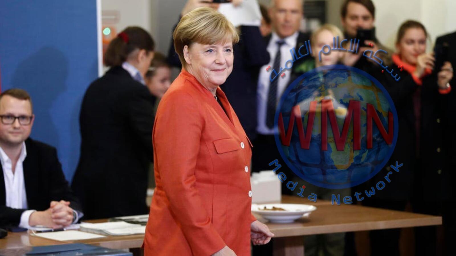 ميركل تدعو المجتمع الدولي لحماية المناخ