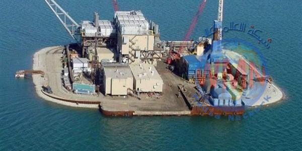 العراق يكشف عن عزمه بناء أكبر جزيرة صناعية لتصدير النفط شمال الخليج