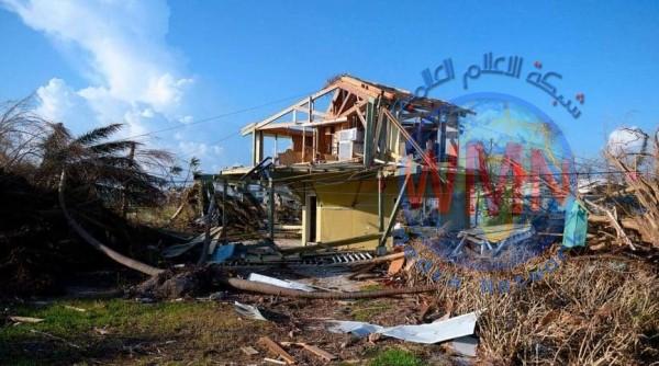 بعد إعصار دوريان.. أومبرتو تجتاح جزر الباهاما