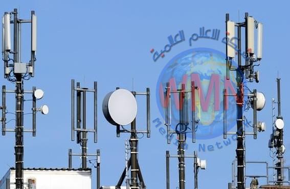 هيأة الاتصالات: نتابع بإهتمام بالغ أضرار أبراج الهواتف النقالة