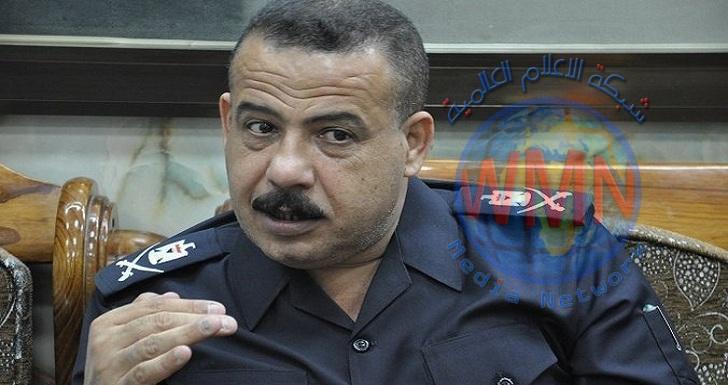 تعيين اللواء غانم العنكوشي لقيادة شرطة النجف