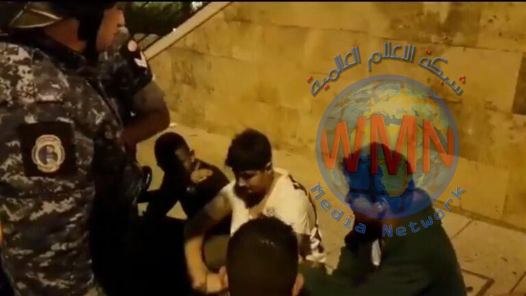 إطلاق سراح جميع الموقوفين في احتجاجات بيروت باستثناء اثنين