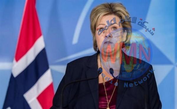 رئيسة وزراء النرويج تزور بغداد غداً وتلتقي برهم صالح