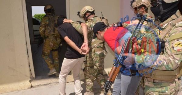 القبض على عصابة تتاجر بالنساء في البصرة