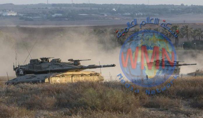الاحتلال الإسرائيلي يقصف مرصدين للمقاومة في غزة