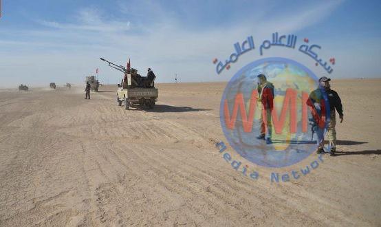 اللواء 88 في الحشد يحبط محاولة تسلل لداعش شمال صلاح الدين
