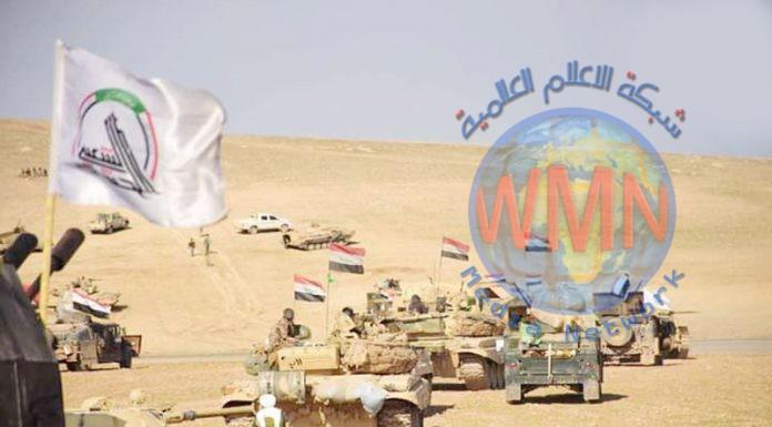 الحشد الشعبي يلقي القبض على 12 مطلوبا خلال عملية شرق الموصل