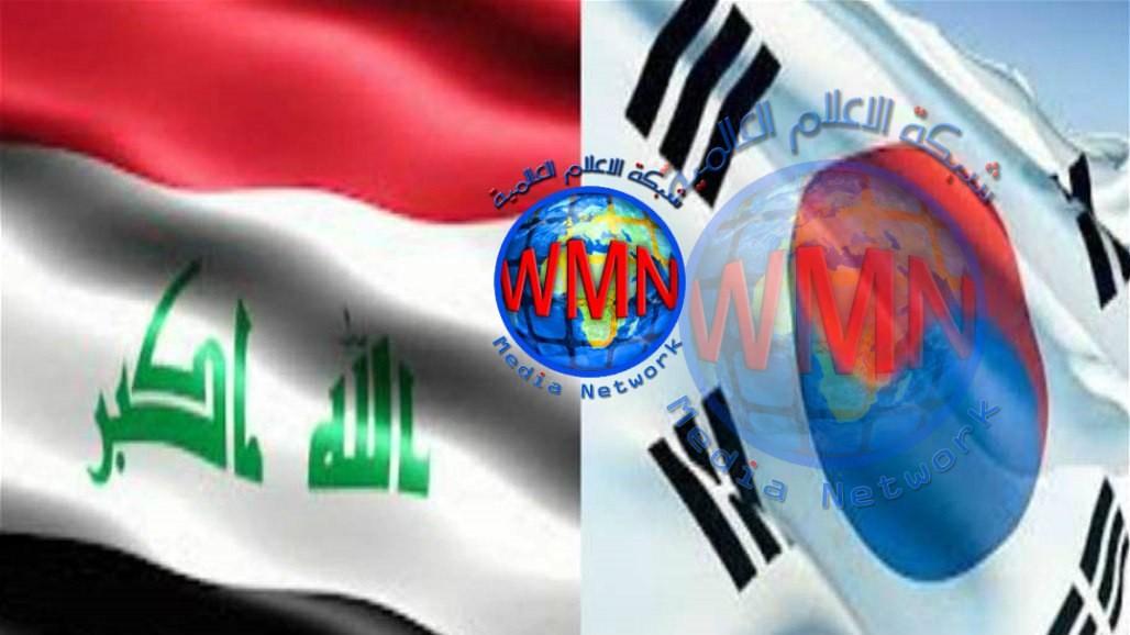 شركات كورية جنوبية تعتزم المشاركة في مشاريع إعادة إعمار العراق