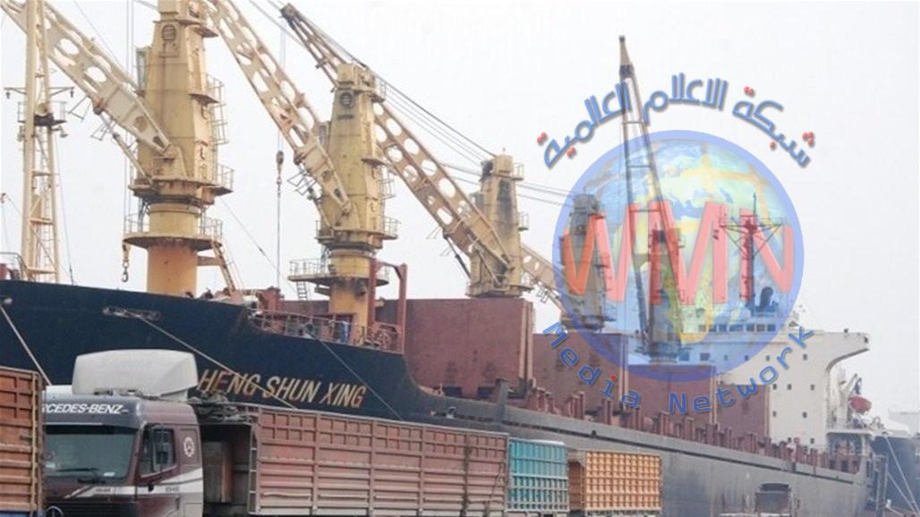 وزير النقل: 430 شاحنة و22 عربة قطار دخلت ميناء أم قصر الجنوبي خلال 24 ساعة الماضية