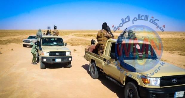 الحشدالشعبي والقوات الأمنية يعثران على كدس للصواريخ والمقذوفات بعملية أمنية في صلاح الدين