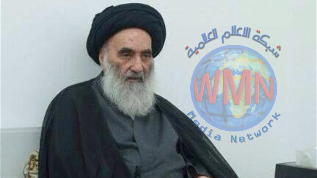 نص بيان المرجع السيد السيستاني حول الاحتجاجات والقوى السياسية