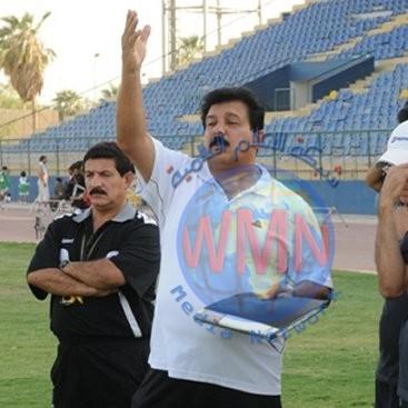 ناظم شاكر: العراق سيكون رقماً صعباً في كأس الخليج وكاتانيتش غير جريء