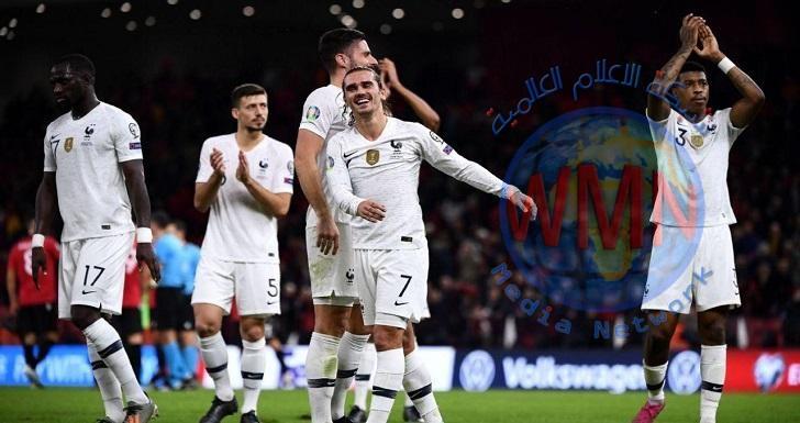 في ليلة التأهل ليورو ٢٠٢٠.. فرنسا تحتفل بمئويتين تاريخيتين