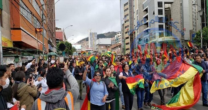 وزير الدفاع البوليفي: لن نزج بالجيش في الاحتجاجات