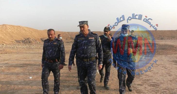 العثور على اوكار وعبوات ناسفة تابعة لـداعش غربي كركوك