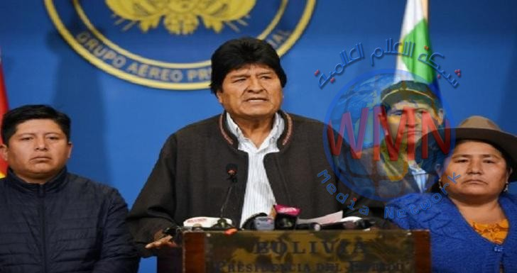 الرئيس البوليفي المستقيل يتوجه إلى المكسيك كلاجئ سياسي