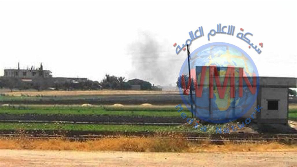 تحطم مروحية عسكرية سورية في مطار حماة ومقتل ركابها