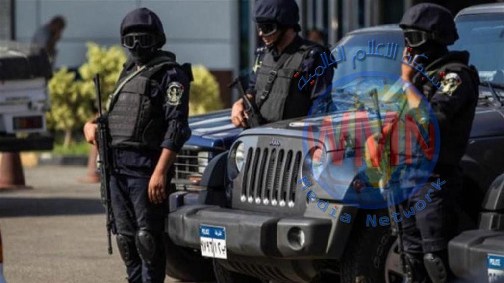 مجهولون يطلقون النار على نقطة ارتكاز أمني في مركز شرطة طوخ بمصر