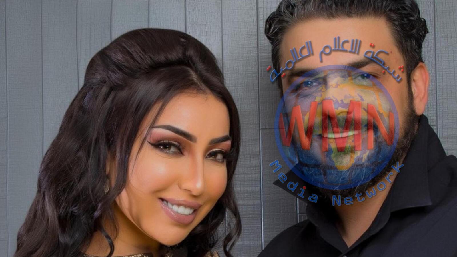 محمد الترك يهين المواقع المغربية دفاعًا عن زوجته دنيا بطمة