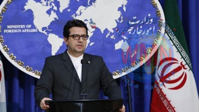 إيران: موقف فرنسا حول اعتقال مواطن ايراني تدخلي