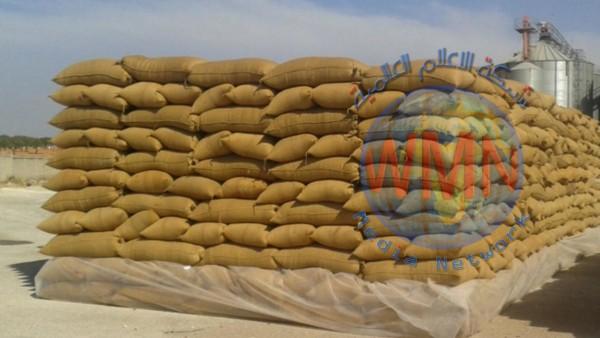 موسكو تعتزم ارسال 100 الف طن من القمح لسوريا