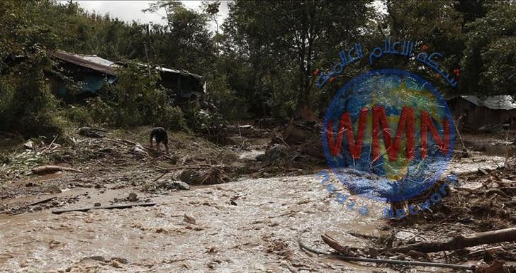 إجلاء 4 آلاف شخص بسبب السيول في إندونيسيا