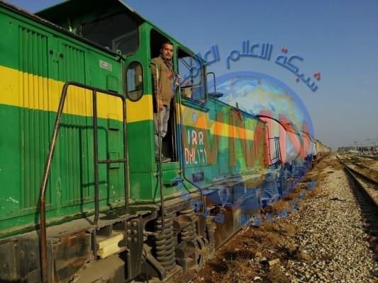 وزراة النقل تشحن 1360 حوضاً من زيت الغاز الى الحلة في خمسة اشهر
