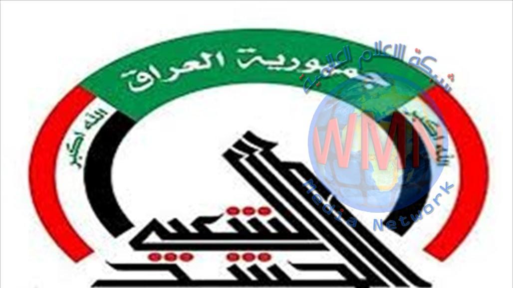 استشهاد 7 واصابة 3 من اللواء 313 للحشدالشعبي بانفجار سيارة مفخخة في سامراء