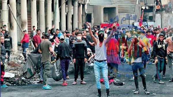 بريطانيا تعلق على بيان الامم المتحدة بشأن تظاهرات العراق