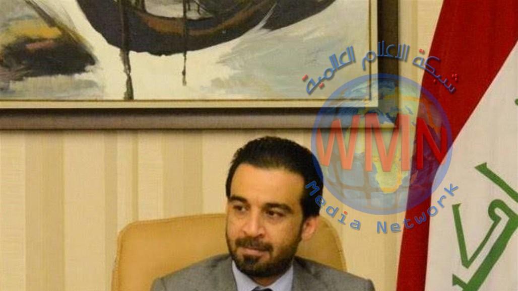 مكتب الحلبوسي ينفي صحة وثيقة نسبت لرئيس البرلمان بشأن تقديم استقالته