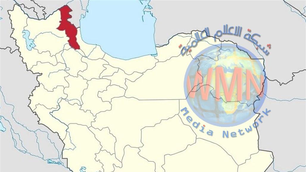 سقوط طائرة عسكرية شمال غربي إيران