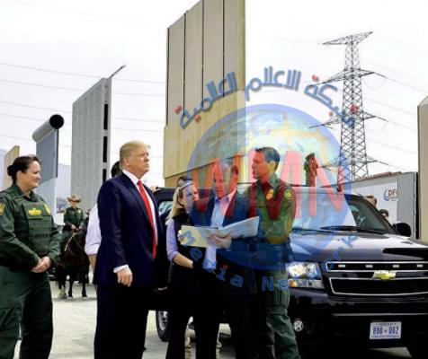 محكمة أمريكية تحرم ترامب من استخدام 3.6 مليار دولار لبناء الجدار الحدودي